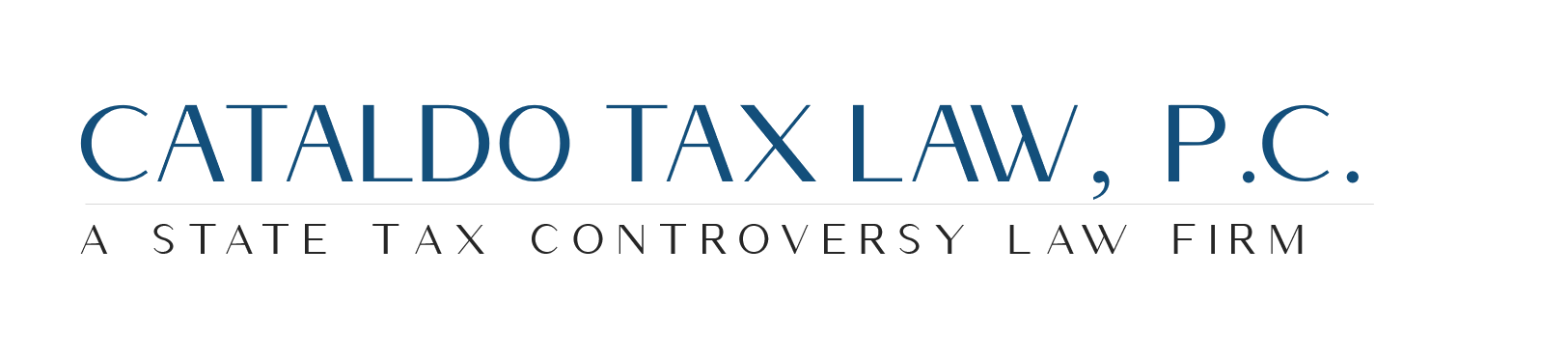 Cataldo Tax Law, P.C.